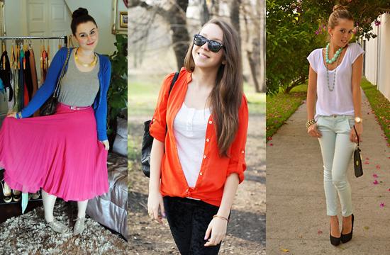 T恤,女裝,穿搭,艾咪e鋪,雪紡紗長裙