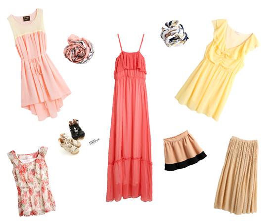 東京著衣,流行女裝,日系,韓系,雪紡紗