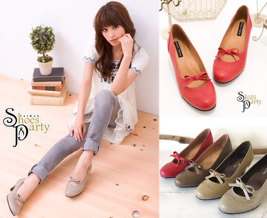 shoes party,女鞋,休閒鞋,平底鞋,牛津鞋