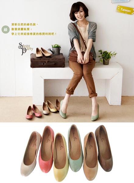 shoes party,女鞋,低跟鞋,中跟鞋