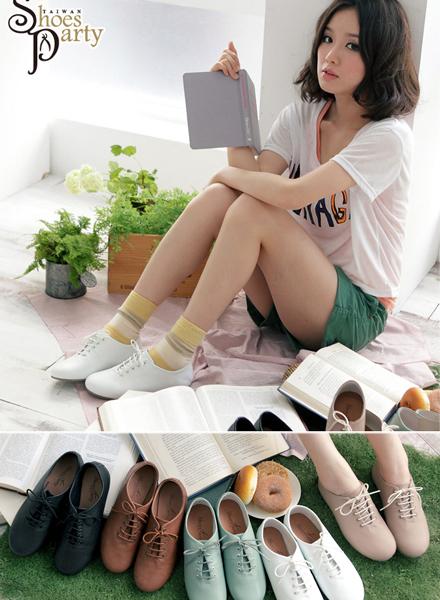 shoes party,女鞋,休閒鞋,平底鞋,走路鞋