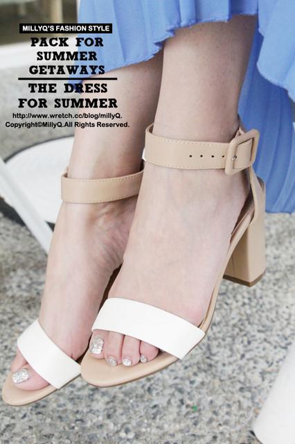米粒Q穿搭,休閒長裙,雪紡長洋裝,麂皮莫卡辛休閒鞋,性感露肩洋裝