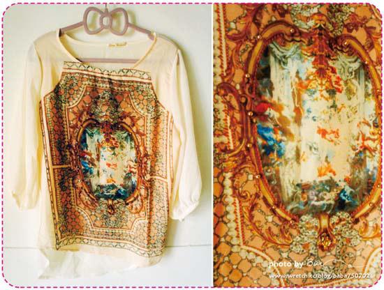 素面軟皮郵差包,碎花連身褲裝,反褶袖長版T恤,雪紡背心上衣,印花鬆緊短褲