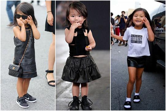 好萊塢名人小孩,時尚小孩,名人小孩穿搭,Alxender Wang