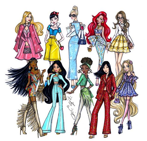 迪士尼公主,白雪公主,小美人魚,迪士尼動畫,睡美人,灰姑娘
