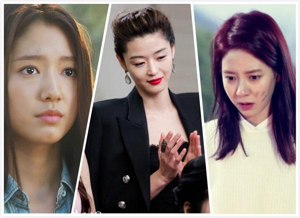 ▲想像韓星一樣打造無暇美感的清透裸妝嗎?(圖/擷自SBS官網、TVN官網)