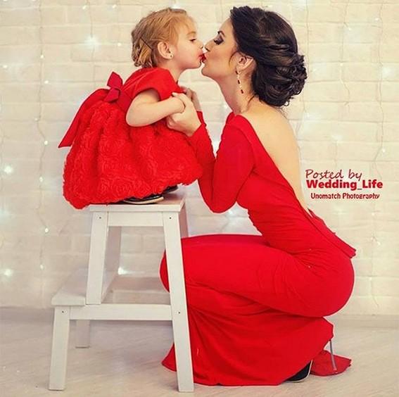 時尚母女裝
