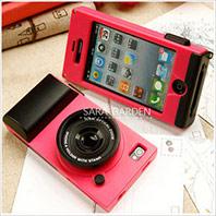 相機 3D立體 iPhone 5 5s 手機殼