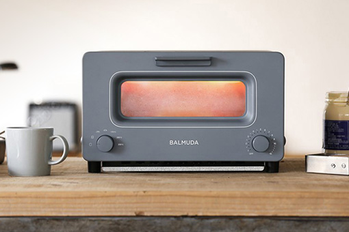 The Toaster 蒸氣烤麵包機