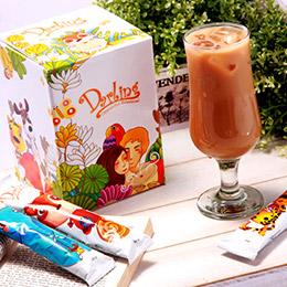 五種口味1+1★巧克力/白咖啡/奶茶