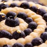 法式純手工精緻藍莓塔