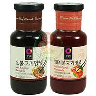 韓國水梨醃烤調味醬