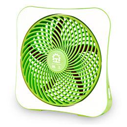 晶工牌10吋DC節能電風扇