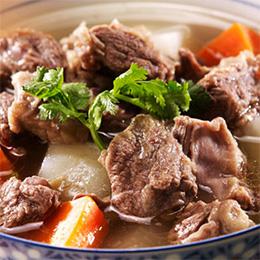清燉牛肉湯單包(4-5人份)