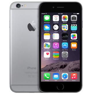 15% de descuento en el IPhone 6 4G 16 GB Space gray/ Gris espacial